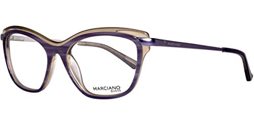GUEX5 GM022853O24 Brille GM022853O24 Oval Brillengestelle 53, Violett