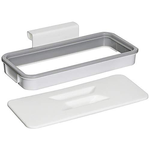 SEGRJ Nützlicher Hänge-Müllsack-Halter, Küchenaufbewahrung, Müllregal, Tür, Schrank, Müllbeutel, Kleiderbügel – einfache Installation multi