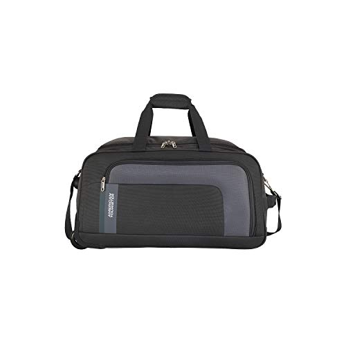 American Tourister Camp Polyester 65 cms Grey Travel Duffle (FR7 (0) 08 002)