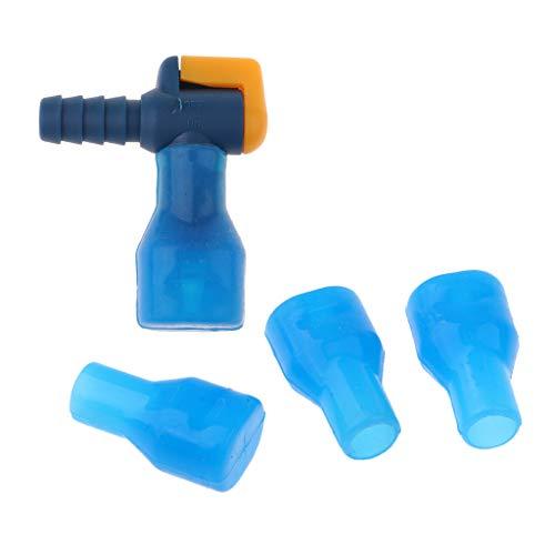 B Baosity Boquilla de Tubería de Repuesto Válvula de Mordida de Tubo de Hidratación
