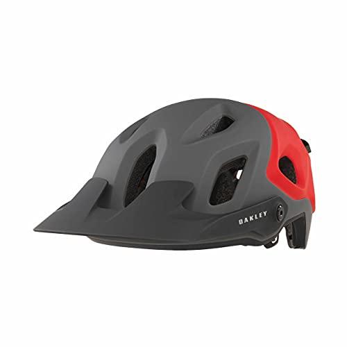 Oakley DRT5 BOA MIPS Road MTB Mountain Bike Helmet Black Red Large