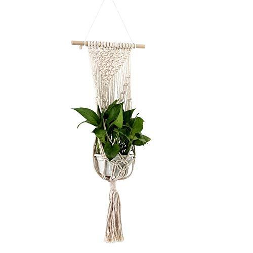 Ardentity wandbehang, mand om op te hangen, bohemian, macramé, wanddecoratie, woonkamerdecoratie