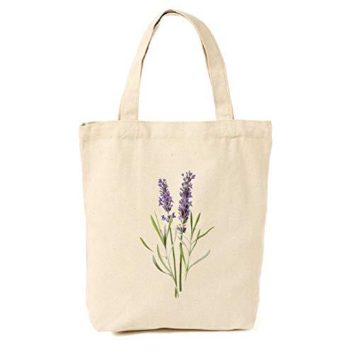 Bolsa de lavanda con diseño de flores para regalar a una abuela...