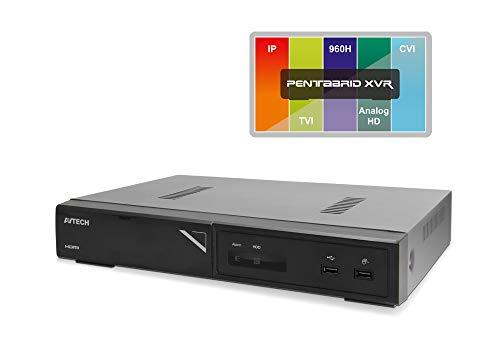 Avtech DGD1009 Grabador vídeo 8 CH XVR PENTABRID