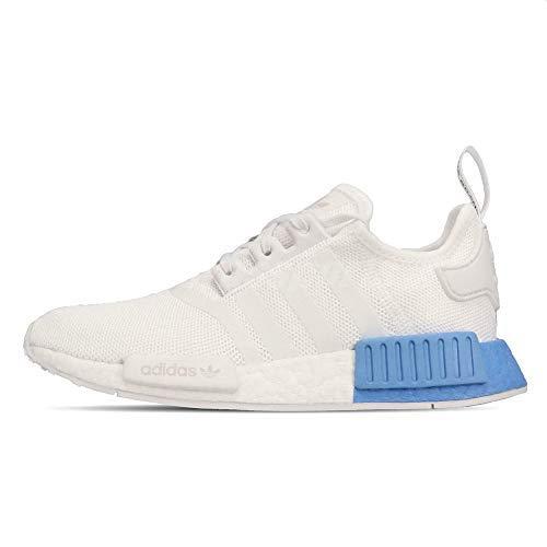 adidas Jungen NMD_R1 J Sneaker Weiß, 38 2/3