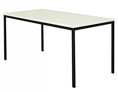 Schreibtisch Ahorn Dekor Besprechungstisch Büromöbel Verkaufstisch Vielzwecktisch 140x70 331052