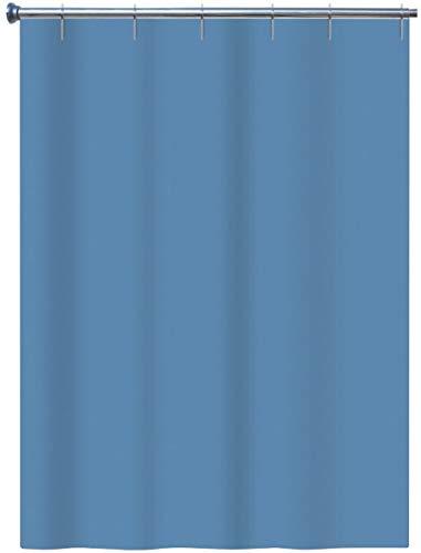 Arvix - Rideau de douche uni 140 x 180 cm - Gris
