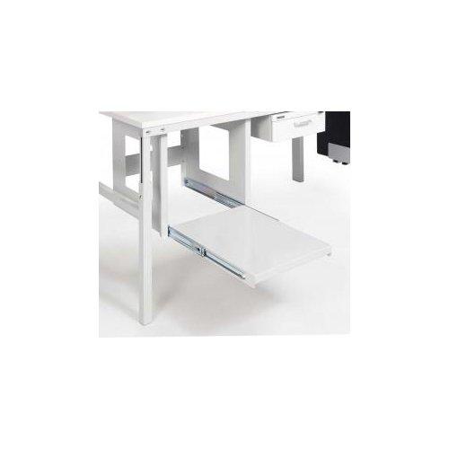 Trespass ton psp50extensible acier Bord pour imprimante, 500mm de largeur x 535mm Longueur x 506mm hauteur