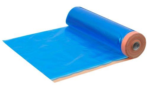 ハンディ・クラウン 屋内外床養生マスカー 幅1100mm×長12.5M [マスキングテープ]
