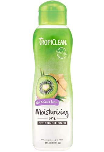 Tropiclean Spa Après-shampoing Kiwi et Beurre de Cacao, 355 ML