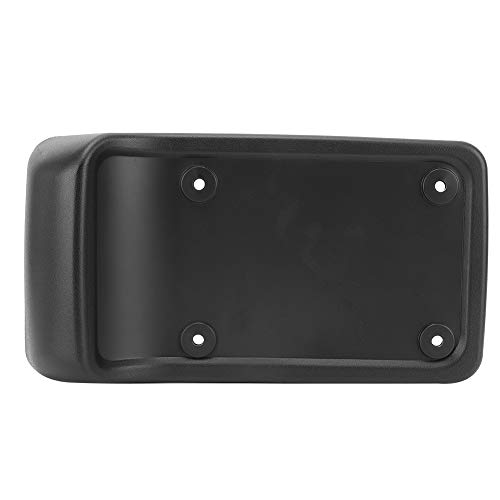 zhuolong Car Rear License Plate Mounting Bracket Fits for Jeep Wrangler TJ 1997-2006