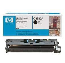 HP - Impresión CTG negra para Laserjet 2550 5K YLD Q3960A