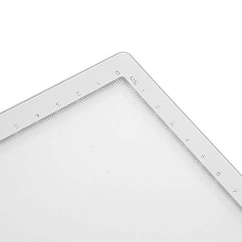 Caja de luz para póster, tablero publicitario, carga USB con soporte de metal Póster retroiluminado para peluquería Tablero publicitario Decoración Publicidad Lightbox