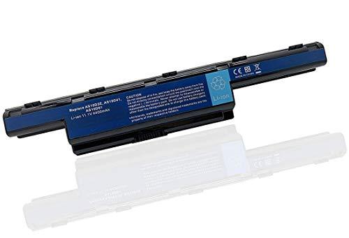 KDJAMI New AS10D31 Laptop Battery for Acer Aspire 5250 5733z 5750 7741 5733 5755 AS10D3E AS10D41 AS10D51 AS10D56 AS10D61 AS10D71 AS10D73 AS10D75 AS10D81 [11.1V 4400mAh ]