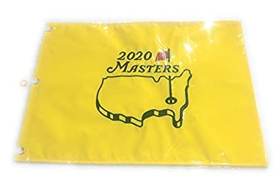 Masters 2020 Golf Flag Authentic from Augusta National