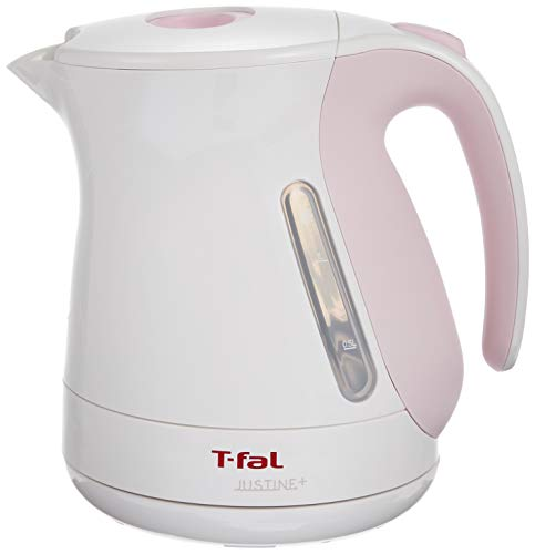 Tefal electric kettle'Justin plus' simple model Sugar Pink 1.2L KO340178