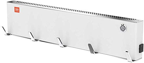 GJJSZ Toallero eléctrico Espacio Aluminio Control de Temperatura Inteligente Esterilización UV Apagado automático Toallero seco 150w
