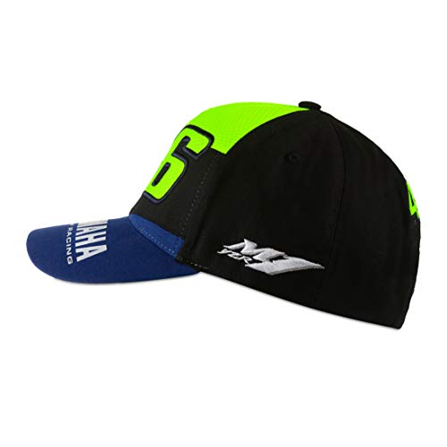 VALENTINO ROSSI Yamaha Dual Racing, Beanie Homme, Homme, YDMCA361709, Royal Blue, Taille Unique
