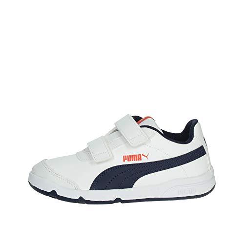Puma Stepfleex 2 SL VE V PS, Zapatillas de Running, White, 29 EU