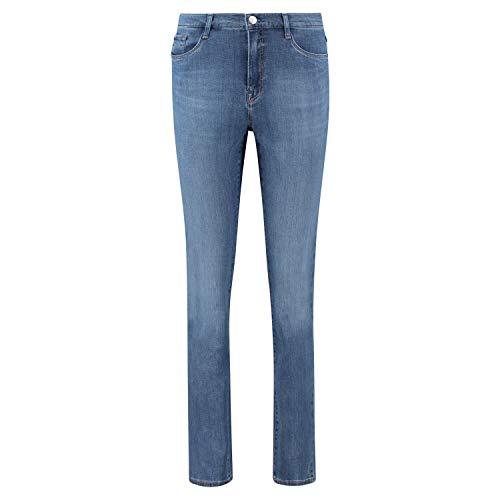 BRAX Damen Slim Fit Jeans Hose Style Mary Blue Planet Stretch Baumwolle nachhaltig