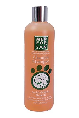 Menforsan Champú para perros con aceite de visón 300ml 🔥