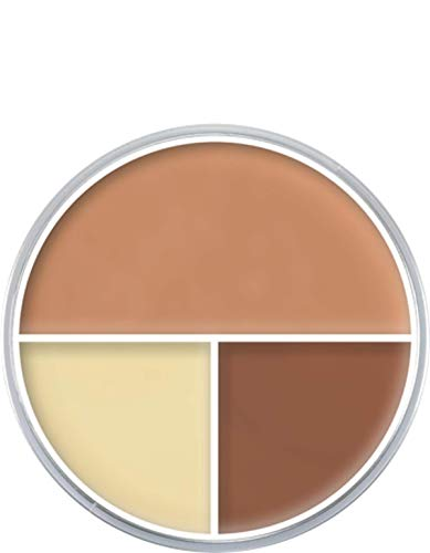 Kryolan Ultra Foundation Trio - Model C