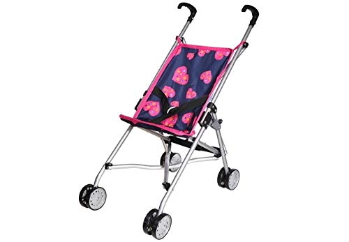Vedes Amia Puppen-Buggy ''Herz''