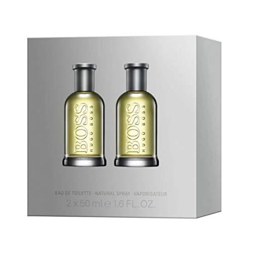 Boss Bottled Duo Set Eau De Toilette 2x50 Ml