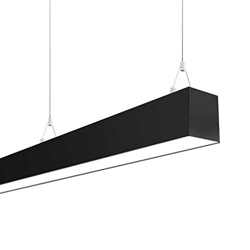 LUMINARIA LINEAL SUSPENDIDA SP584000K 1500mm (NEGRO)