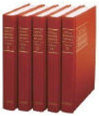 Five Volume Set Of Little Masonic Library: (the Land Marksof Freemasonary Book 1,the Comacines, A History Of The York And Scotish Rites Of Freemasonary, The Master's Wages,the Meaning Of Masonary