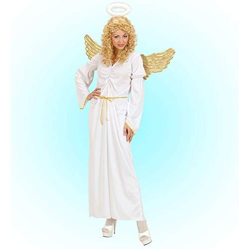 WIDMANN 2692 - Disfraz de ángel para mujer (talla M)