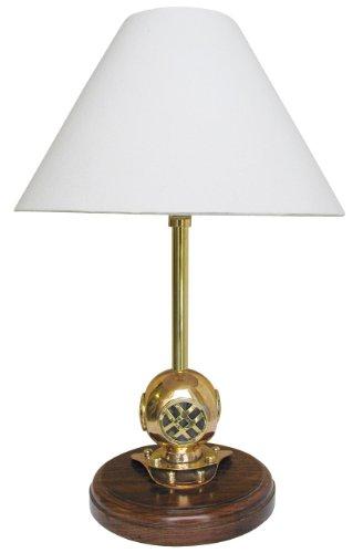 Lampe Taucherhelm