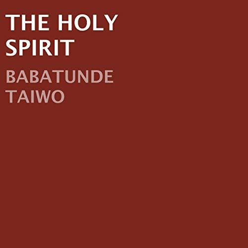 『The Holy Spirit』のカバーアート