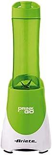Ariete Drink N Go Blender 0.6 Litres, White/Green, 56310
