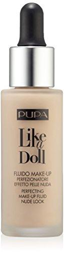 Pupa Like A Doll Make-Up Fluid 010 Porcelain