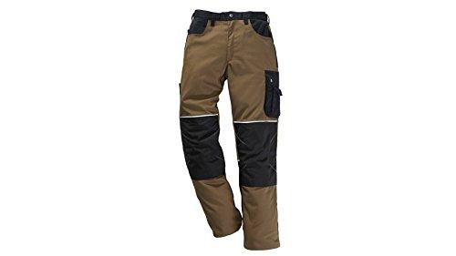 Reindl 2995-71-905 050 Professional Line Bundhose, Mocca/schwarz, Größe 50