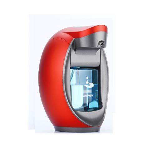 Hogar cocina Baño Dispensadores de jabón De pared / encimera Touchless automáticos de jabón dispensador de líquido de manos libres de la mano auto dispensador de jabón de baño jabón del hotel Bomba Di