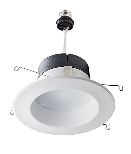 Philips 65 Watt Equivalent 5-6 in. 5000K LED Dimmable Downlight, Daylight by Philips Lighting