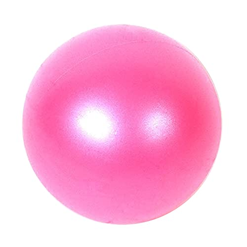 Liujiami Ejercicio Balones 25cm Mini Fitness Balón Yoga Pilates Pelota Anti Explosión Entrenamiento Equilibrio Gimnasia Bola Entrenadores Accesorios ✅