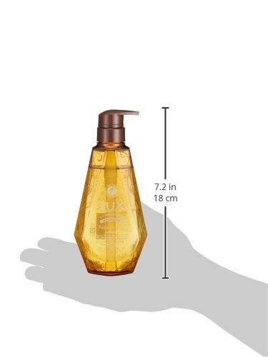 ラックスルミニークボリュームシャインノンシリコンシャンプーポンプ450g