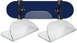 WANLIAN Skateboard Wall Mount Display Stand Skateboard Wall Mount Display Stand Hanger Rack Skateboard Wall Mount Bracket ...