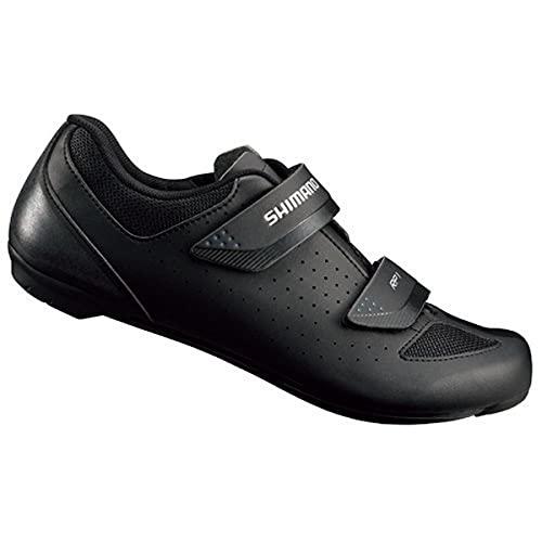SHIMANO SHRP1PG370SL00 - Zapatillas Ciclismo, 37, Negro, Hombre