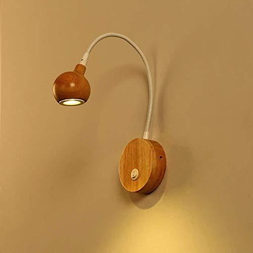 JINGJING Bañador de pared Moderna lámpara de pared creativa Lámpara de pared...