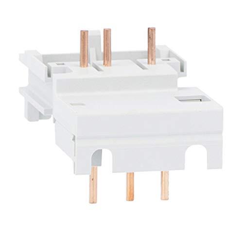 Conexión rígida interruptor SM1-BF09 25A, para interruptor guardamotor SM1R, 1,4 x 5,7 x 23 centímetros, color blanco (Referencia: SM1X3141R)