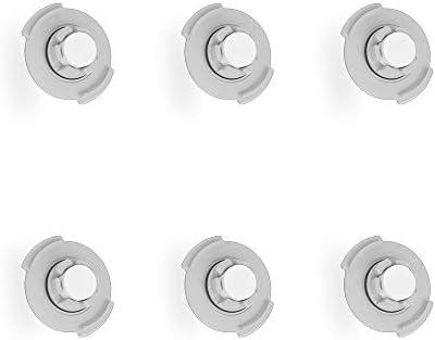 Roborock Microfiber Mop Cloth × 2 for Roborock S6, S6 Pure, S6 MaxV, S5 Max, S5, E4, E35 and E2 Robot Vacuum