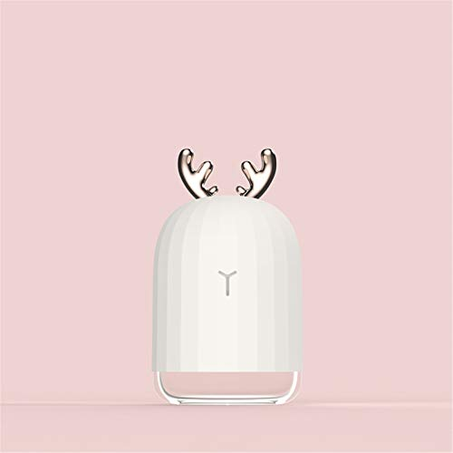Humidifiers Mini Cute Mist Cool Mist Comfort Whisper-Quiet Rechargeable Laptops Super Large Capacity Drying Prevention Air Humidifier Humidifier