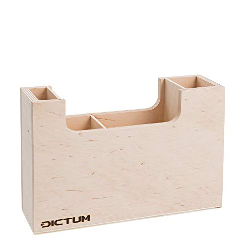 DICTUM Holzbox, ohne Inhalt