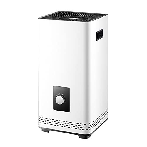 Convection Heaters Yxx@ Calentador Eléctrico Escritorio Calefactor Portátil Eléctrico Calefactor de Aire Protección Sobrecalentamiento y Antivuelco Termostato Regulable para Hogar y Oficina