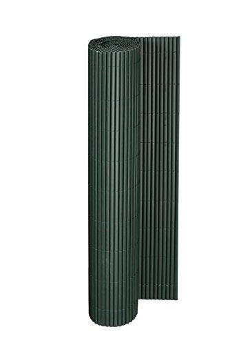 Floraworld 011198 Sichtschutz/Balkonverkleidung Comfort, Dunkelgrün, 300 x 1 x 90 cm
