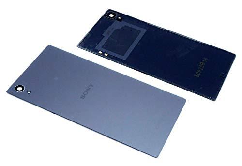 Sony Xperia Z5 (E6603, E6653), Sony Xperia Z5 Dual Sim (E6633, E6683) Akkudeckel, Battery Cover, Schwarz, black